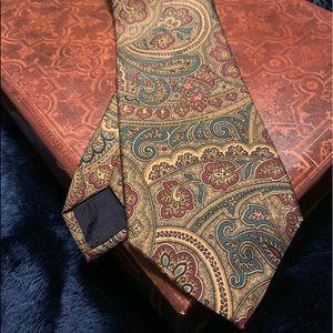 Brooks Brothers Mans Tie